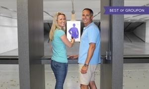 BASICS: Range & Gun: $75 for Beginners Shooting Course at BASICS: Range & Gun ($125 Value)