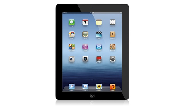 apple ipad 3 32 go reconditionn groupon. Black Bedroom Furniture Sets. Home Design Ideas