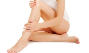 SK Clinic: Six Laser Hair-Removal Treatments on a Small, Medium, or Large Area at SK Clinic (Up to 77% Off)
