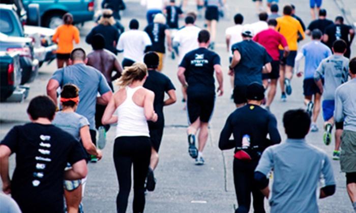 Men's Health URBANATHLON - South Beach: Single Registration or Three-Person-Relay Registration for the Men's Health Urbanathlon on November 24 (Up to 40% Off)
