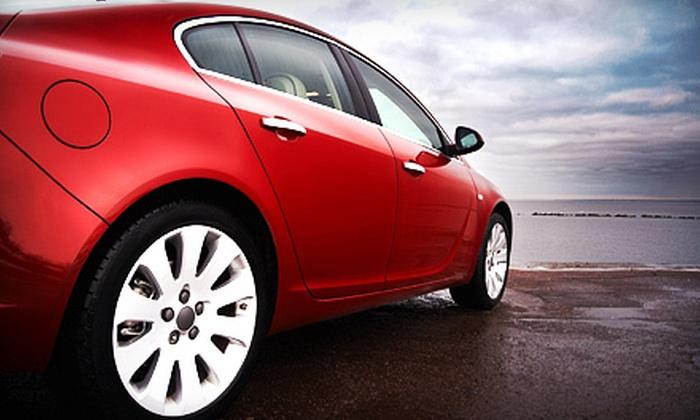 Sunnyvale Car Spa, Inc - Sunnyvale: Three or Five Basic Car Washes at Sunnyvale Car Spa, Inc (Up to 67% Off)