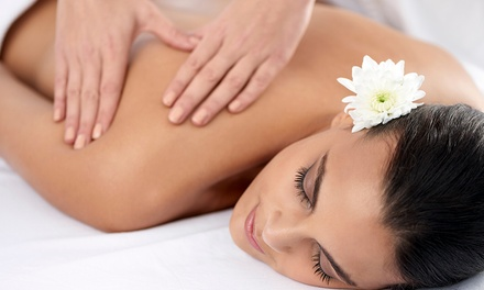 Three Treatment Pamper Package