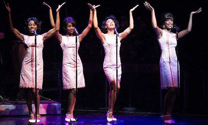 """""""Dancing in the Streets"""" - TCU Place: """"Dancing in the Streets – Motown's Greatest Hits"""" on March 8 at 7:30 p.m."""