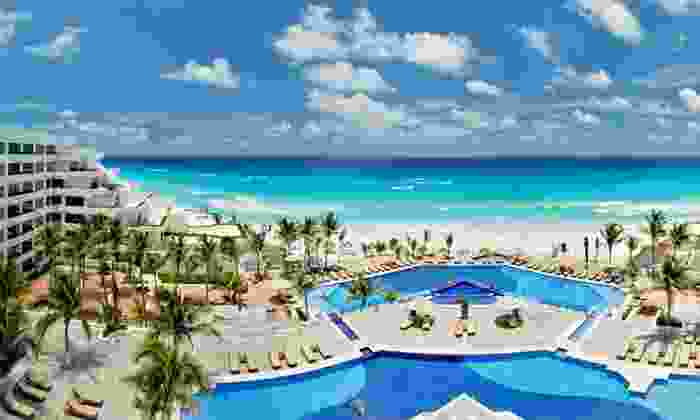 Oasis Sens - Cancún, Mexico: Three- or Four-Night All-Inclusive Stay at Oasis Sens in Cancún, Mexico