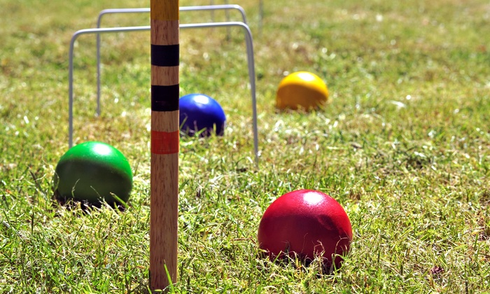 Puget Sound Croquet Club - Willow -  Rose Hill: Three-Hour Croquet Session for One, Two, or Four at Puget Sound Croquet Club (Up to 50% Off)