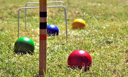 Three-Hour Croquet Session for One, Two, or Four at Puget Sound Croquet Club (Up to 51% Off)