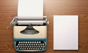 Writer's Digest University: One or Three Online Novel-Writing Courses from Writer's Digest University (Up to 93% Off). Four Options Available.