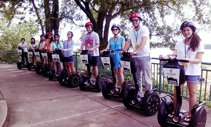 Segway of Memphis Tours - Downtown Medical Center: $69 for Segway Tour of Memphis for Two at Segway of Memphis Tours ($138 Value)