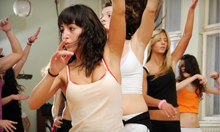 Modesto Court Room Fitness - Pomona Villa: 10, 20, or 30 Group Fitness Classes at Modesto Court Room Fitness (Up to 74% Off)