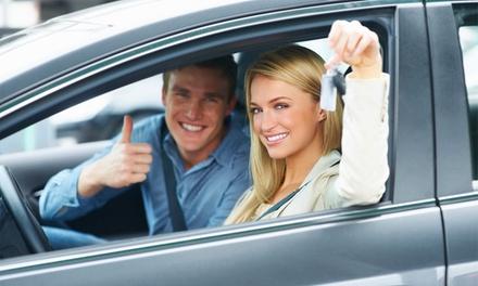 Curso para obtener el carné de coche B con 10 o 12 prácticas desde 59,90 €
