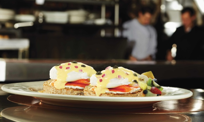 Eggspectation (old) - Multiple Locations: $15 for $30 Worth of Upscale American Food and Drinks at Dinner at Eggspectation
