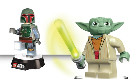 Lego Star Wars Character Torches. Multiple Designs Available.