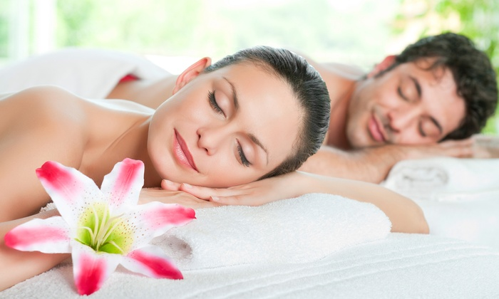 Learn a Massage - Sandy Springs: Couples Massage Workshop for Two or Four at Learn a Massage (Up to 72% Off)