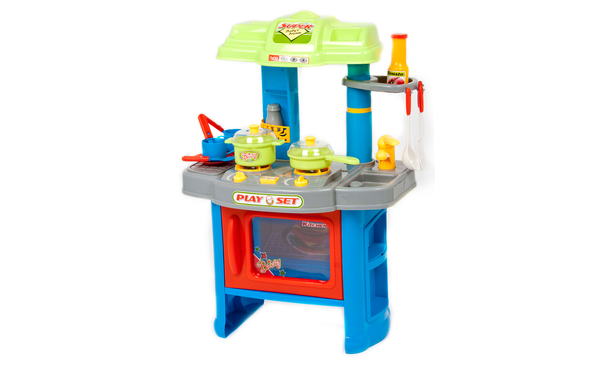 Kitchen and Tool Bench Play Sets From £14.99