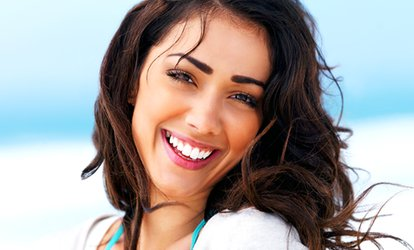One or Two Teeth Whitening Sessions for One or Two People at Imperial Smile (Up to 85% Off)