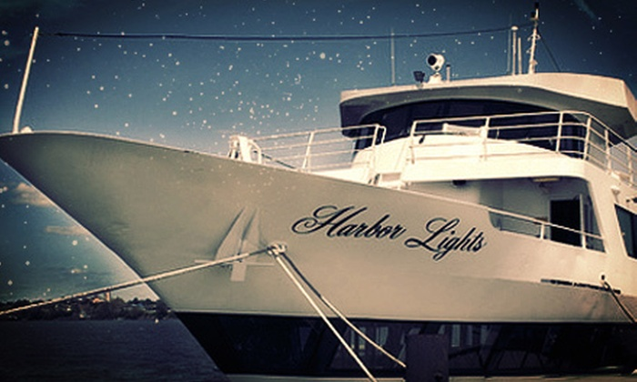 On Cruises - Kips Bay: New Year's Eve Gala Cruise for One or Two from On Cruises (Up to 60% Off)