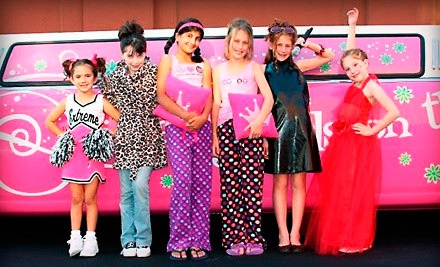 Mini Mani-Pedi with Optional Haircut, or VIP Party for Eight Girls at Sweet and Sassy (Up to 53% Off)