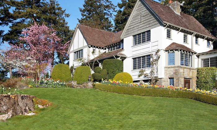 Hastings House Country House Hotel - Salt Spring Island: One- or Two-Night Stay with $50 Spa Credit at Hastings House Country House Hotel in Saltspring Island, BC