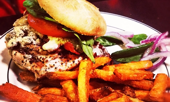 The LuBar & Bistro - Carlyle: Casual Dining for Two or Four at The LuBar & Bistro (50% Off)