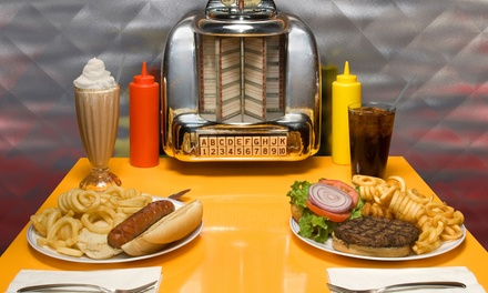 $18 for Three Groupons, Each Good for $12 Worth of Classic Diner Food at American City Diner ($36 Value)