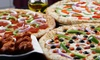 The Infield Pizzeria and Sports Bar - Lakeside: Pizzeria Eats at The Infield Pizzeria & Sports Bar (Up to 50% Off).