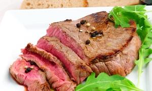 Ristorante L'Opera Di: Menu di carne con portate a scelta e vino (sconto fino a 71%)