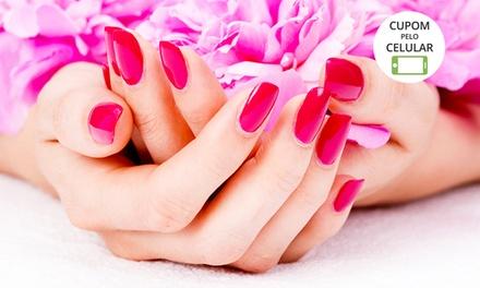 Lili Beauty – Pinheiros:alongamento de unhas (gel ou acrigel) com esmaltação (opção com manutenção)