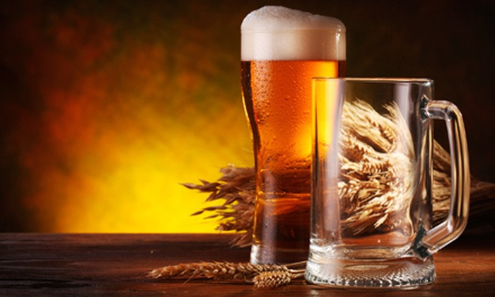 Lux Limo Company - Temecula: $89 for a Four-Hour Chauffeured Brewery Tour with Tastings from Lux Limo Company ($239 Value)