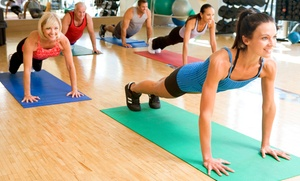 Impact Fitness: 6, 12, or 18 Group-Training Packages or Month of Unlimited Group Classes at Impact Fitness (Up to 71% Off)