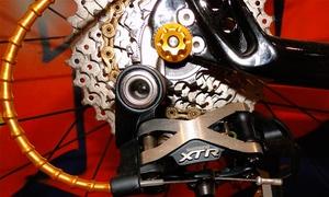 Sprint Bikes: Puesta a punto de bicicleta por 9,95 € con engrasado por 16,95 € y revisión de suspensiones por 34,95 €