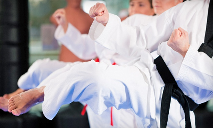 Xtreme Starz Academy of Martial Arts - San Diego: One or Three Months of Unlimited Classes with Uniform at Xtreme Starz Academy of Martial Arts (Up to 75% Off)