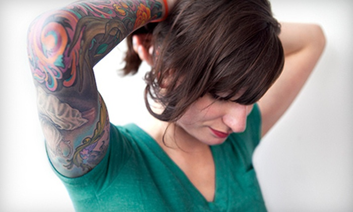 Twisted Treasures Tattoos - North Omaha: $45 for Up to One Hour of Tattoo Services at Twisted Treasures Tattoos ($100 Value)