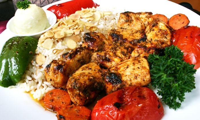 La Marsa - Ann Arbor: Mediterranean Cuisine at La Marsa (Up to 43% Off). 7 Locations Available.