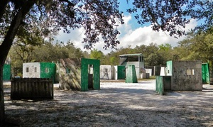 Battlefield Orlando: Paintball for One or Two at Battlefield Orlando (Up to 31% Off)