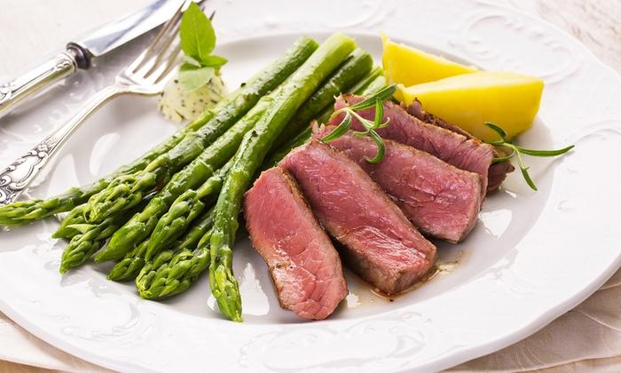 Ristorante del Ponte - Ristorante del Ponte: Menu di carne con antipasto, primo, secondo, dolce e vino (sconto fino a 69%)