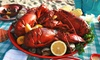 The Emerald Restaurant - Austin: 4-Course Meal with Beef, Cornish Game Hen, or Beef and Lobster for 2 at The Emerald Restaurant (Up to 58% Off)