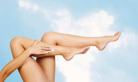 Six Laser Hair Removal Treatments on a Small, Medium, or Large Area at Nevaeh Medical Spa (Up to 77% Off)