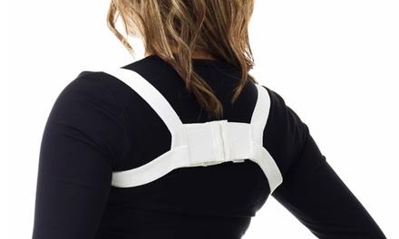 Women's Straight-Back Instant Posture Alignment Strap