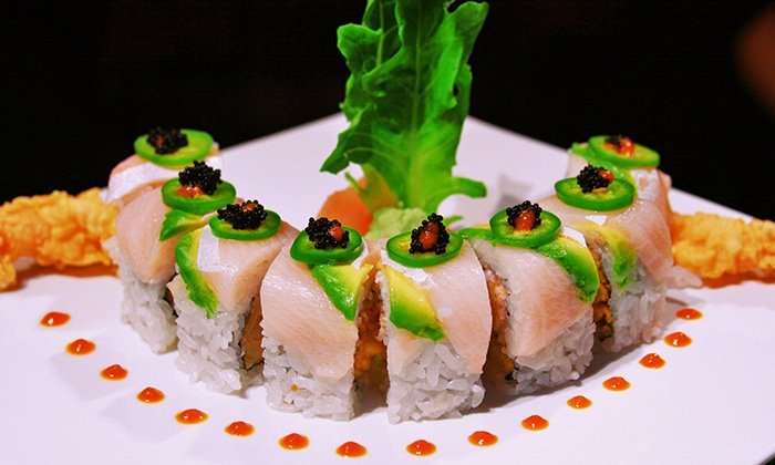 Jimmy's Sushi - Taku / Campbell: $15 for $30 Worth of Sushi and Japanese Food at Jimmy's Sushi Restaurant