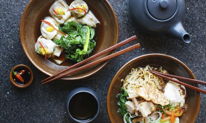 Ming's Noodle Bar - Brookside: Up to 50% Off Asian Cuisine at Ming's Noodle Bar