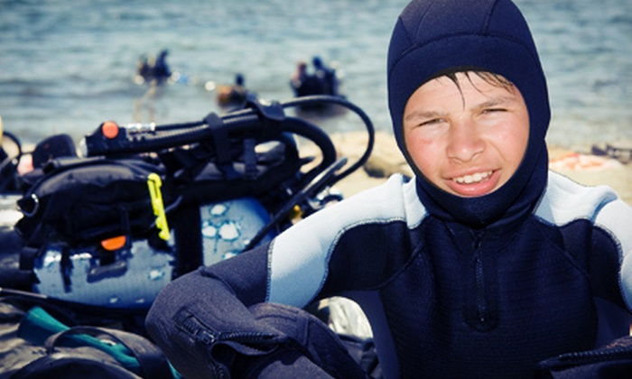 Aquatic Ventures - Fort Lauderdale: Snorkeling Experience or Open-Water Scuba Certification with Optional Boat Dive from Aquatic Ventures (Up to 58% Off)