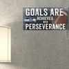 "NFL 12""x6"" Motivational Sign"