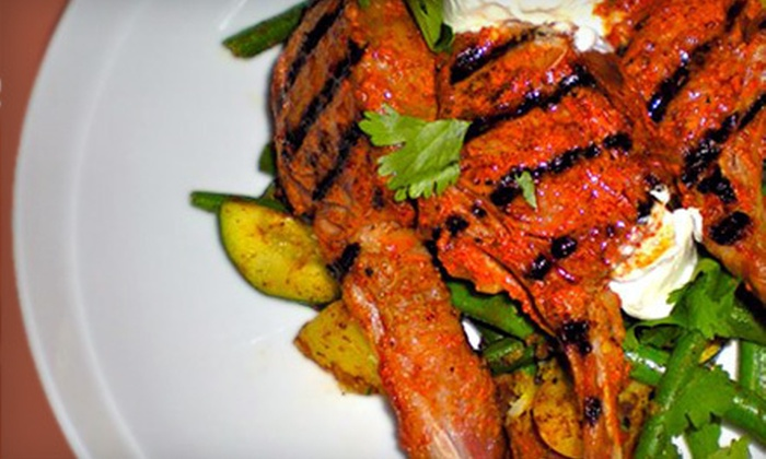India's Tandoori - Mid-Wilshire: Indian Cuisine at India's Tandoori (Half Off). Two Options Available.