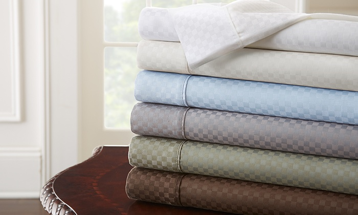 400 Thread Count Hotel New York Egyptian Cotton Rich Sheet Set