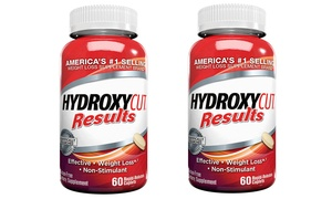 Hydroxycut Results Weight-Loss Supplement (60 or 120 Count) at Hydroxycut Results Weight-Loss Supplement (60 or 120 Count), plus 6.0% Cash Back from Ebates.