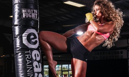 Two or Four Weeks of Unlimited Kickboxing <strong>Classes</strong> at Easton Training Center (89% Off)