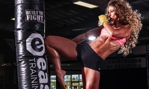Easton Training Center: Two or Four Weeks of Unlimited Kickboxing Classes at Easton Training Center (89% Off)
