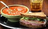 Jolime Fresh Garden Cafe - Clay: $10 for $20 Worth of Cafe Food at Jolimé Fresh Garden Cafe