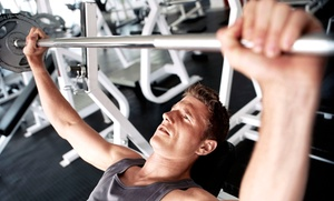 Anytime Fitness - Las Vegas / Summerlin: $47 for $150 Groupon — Anytime Fitness - Summerlin