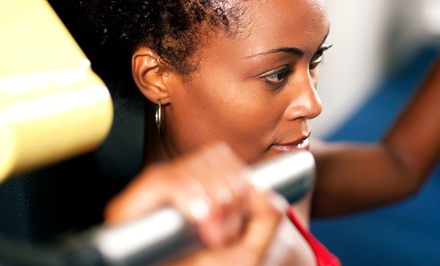 One- or Two-Month Gym Membership for Women at Mademoiselle Club (Up to 95% Off)